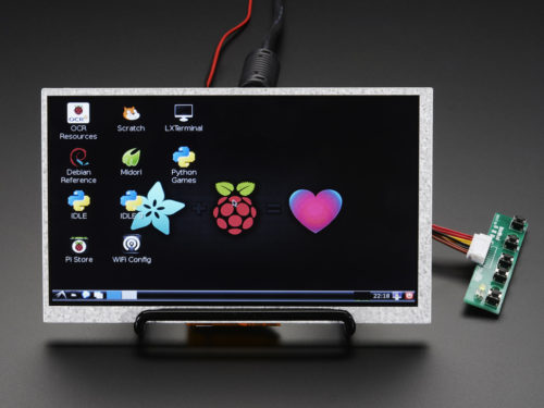 HDMI 4 Pi 7'' Display (no Touch)