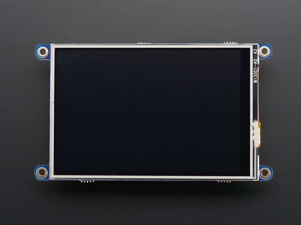 """PITFT Plus 480 x 320 3.5"""" TFT Touch Display"""