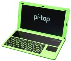 DIY Laptop for Raspberry Pi 3 - Green