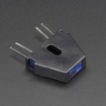 Reflective IR Sensor with 470 and 10K Resistors