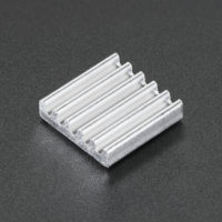 Mini Aluminum Heat Sink for 13 x 13 x 3mm